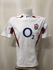 England Rugby 2003/2004 Home PLAYER ISSUE Size XL Nike shirt jersey maillot