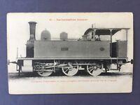 ±1910 LOCOMOTORA VAPOR TENDER No 47 de ESPAÑA del Sur BASINSKI TREN locomotive