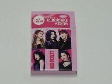 [K-POP] Red Velvet Goods Photo Message Card - 30pcs SET
