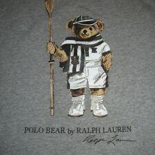 Polo Wear Ralph Lauren Rowing Bear Gray Short Sleeve T-Shirt NEW Men's M  X3-5