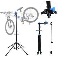 360° Fahrrad Montageständer Reparaturständer zentrierständer mit Stativ 50kg