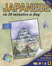 JAPANESE in 10 minutes a day®: Language course for beginning and advanced study.