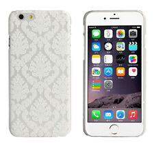 Mandala Flower Pattern Clear Hard Case Cover Skin For iphone 6 4.7Inch Useful