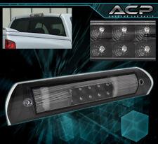 02-08 Dodge Ram 1500 2500 3500 Black LED 3rd Third Brake Light Cargo Stop Light