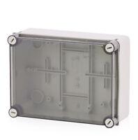 Industriegehäuse Leergehäuse Verteilerkasten 190x140x70mm Schaltschrank JS7501