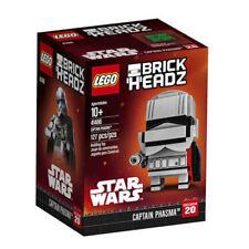 Lego 41486 BrickHeadz Star Wars Captain Phasma 127 Pieces New with Box
