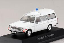 Volvo 145 Express Krankenwagen Ambulanz Rotes Kreuz 1:43 Atlas Modellauto 07