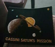 NASA Space shuttle Patch Saturn Cassini mission