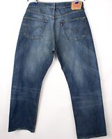 Levi's Strauss & Co Hommes 501 Jeans Jambe Droite Taille W38 L32 BCZ251