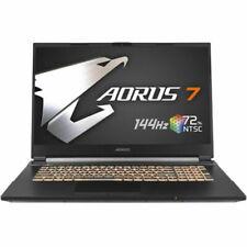 GIGABYTE AORUS 7 SB 17.3 inch (512GB, Intel Core I7, 5.00GHz, 16GB) Laptop - Black - AORUS7SB7AU1130SH