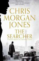 The Searcher (The Ben Webster Spy Series) by Morgan Jones, Chris, NEW Book, FREE
