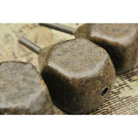 Korda Carp Fishing Square Pear Inline Lead Weights 3.5oz - 99g 3 Pack