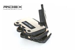 RIDEX Bremsbeläge Bremsklötze HINTEN für MERCEDES-BENZ für M-CLASS W163