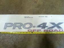 NEW OEM 2009-2014 NISSAN FRONTIER PRO-4X OFF ROAD  DECALS - LEFT SIDE ONLY