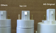 Aerogarden Bulb adapter straight use regular CFL bulb