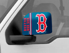 Boston Red Sox Mirror Cover 2 Pack - Large [NEW] MLB Auto Elastic Car Truck CDG