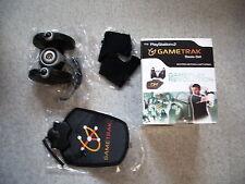 Gametrak Basis Set - 2 Handschuh+Gametrak Basis+Fußmatte  Playstation 2