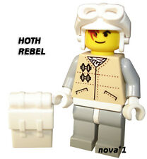 LEGO STAR WARS HOTH REBEL MINIFIGURE ORIGINAL 4500