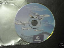 Airline's Souvenir: CD Rom For Airbus Industrial Series (promotional item)