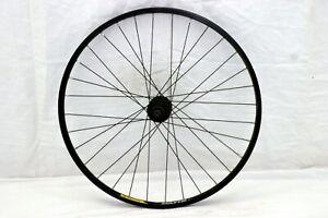 "Alexrims DM18 6061H-T6 26"" MTB Rear Wheel 559ISO Koto Thru Axle Hub Trek Charity"