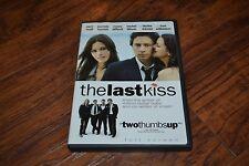 B5- The Last Kiss (DVD, 2006, Full Screen Version)