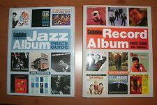 2 books: Goldmine Jazz & Record Album Price Guides *BRAND NEW & FREE SHIPPING