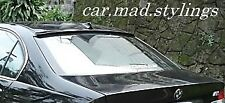 BMW E46 Saloon 4 Door Rear Window Roof Spoiler (M Sport) 1998 - 2005