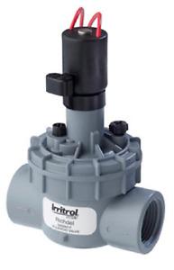 Irritrol 2400MTF Flow Control Solenoid Valve x 4
