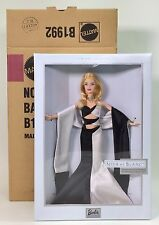 NOIR ET BLANC BARBIE WITH SHIPPER LIMITED EDITION BARBIE COLLECTIBLES NRFB