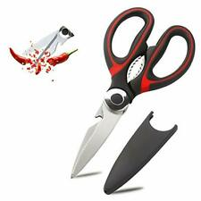 Heavy-duty kitchen scissors, multi-function kitchen scissors, multi-purpose