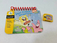 LeapFrog:My First LeapPad Pre School Book ~ SpongeBob Square Pants Best Friends