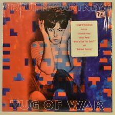 Paul McCartney Tug of War LP Vinyl Album 1982 Columbia TCX 36462