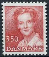Denmark 1982-1990 SG#730b 3k50 Queen Margrethe MNH #E4760