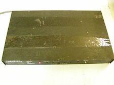 PELCO  Time/Date Generator TDG200DT 115 VAC 2 Watts 50/60 Hz
