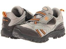 NIB Stride Rite Athletic Shoes  Clayton Brown Stone 4.5 M