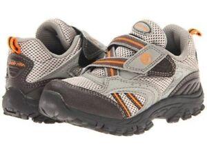 NIB Stride Rite Athletic Shoes  Clayton Brown Stone 4.5 M
