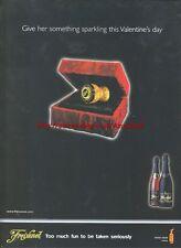 Freixenet Cava 2000 Magazine Advert #4244