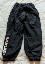 Black Carbrini Boys Sport Trousers 8-10yrs