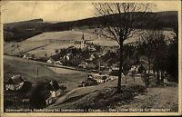 Rechenberg bei Bienenmühle Sachsen Erzgebirge 1936 Panorama Gesamtansicht Totale