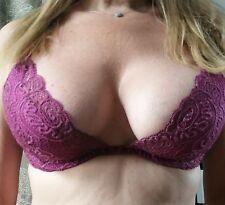 Victoria's Secret Push-Up Bra Without Padding 34C