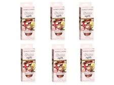 6 X Twin 12 Refills Yankee Candle Electric Scent Plug in Air Freshener Fragrance Fresh Cut Roses