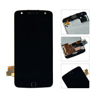 LCD Touch Screen Digitizer Frame For Verizon Moto Z Force Droid XT1650-02 XLTE