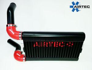 Ford Fiesta 1.0 EcoBoost Airtec Front Mount Intercooler Upgrade