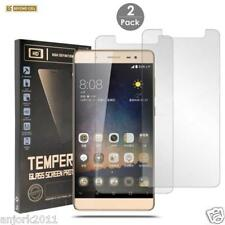 2X PACK TEMPERED GLASS SCREEN PROTECTOR FOR ZTE BLADE X MAX Z983