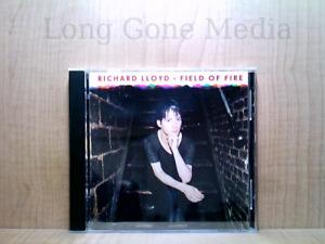 Field Of Fire by Richard Lloyd (CD, 1992, Grand Slamm Records)