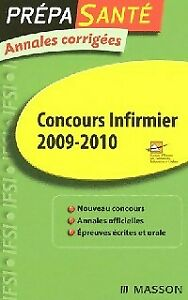 Concours infirmier 2009-2010 - Collectif - 1799115