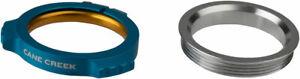 Cane Creek eeWings Crank Preloader - Fits 28.99/30mm Spindles, Turquoise