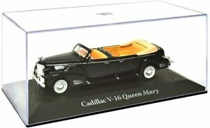 1948 CADILLAC V16 QUEEN ELIZABETH II HARRY TRUMAN  1:43 Model Toy Car Miniature