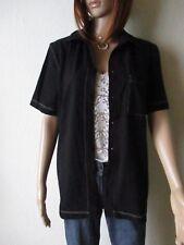 Toni Gard Damen Bluse Gr.40 schwarz 1/2 Arm Shirtbluse