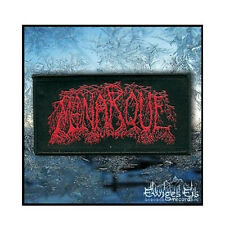 Monarque - Logo PATCH/WOVEN,Warmaster, Drowning The Light